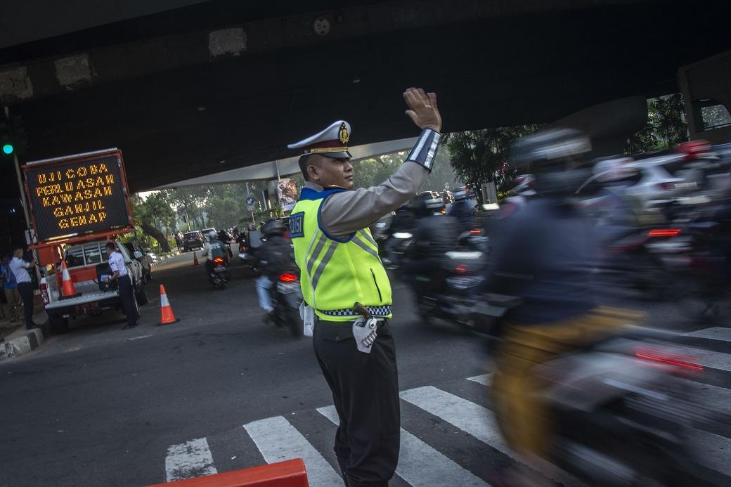 Asian Games Jadi Momentum Masyarakat Beralih ke Transportasi Umum