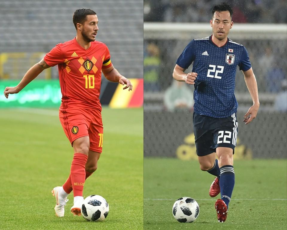 Fakta Menarik di Balik <i>Comeback</i> Belgia atas Jepang