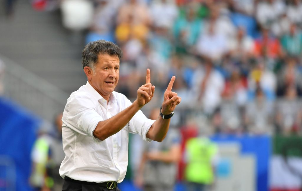 Pelatih Meksiko Tuduh Wasit Berat Sebelah Usai Dikalahkan Brasil
