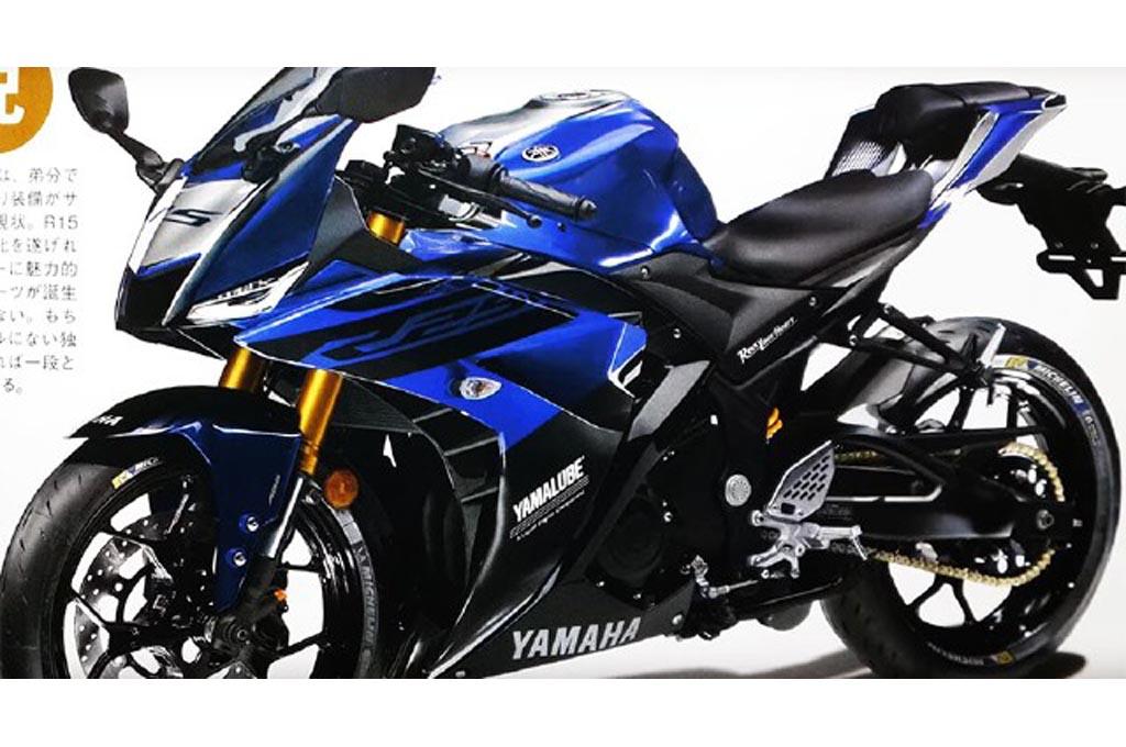 Meluncur Tahun Depan, Yamaha R25 Baru Pakai Sasis Baru