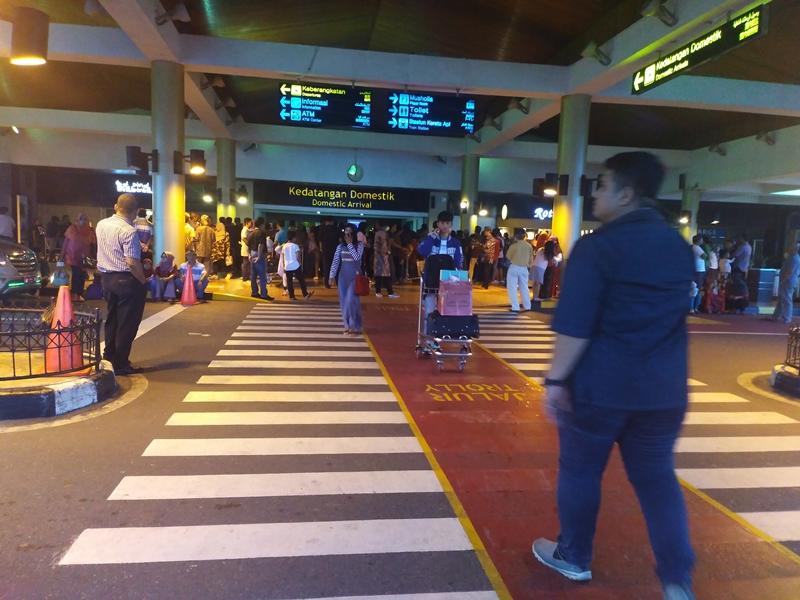 Bandara di Sumbar Pendaratan  Alternatif saat Asian Games