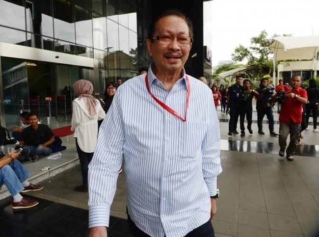 Taufik Effendi Mengaku tak Kenal Irvanto dan Made Oka