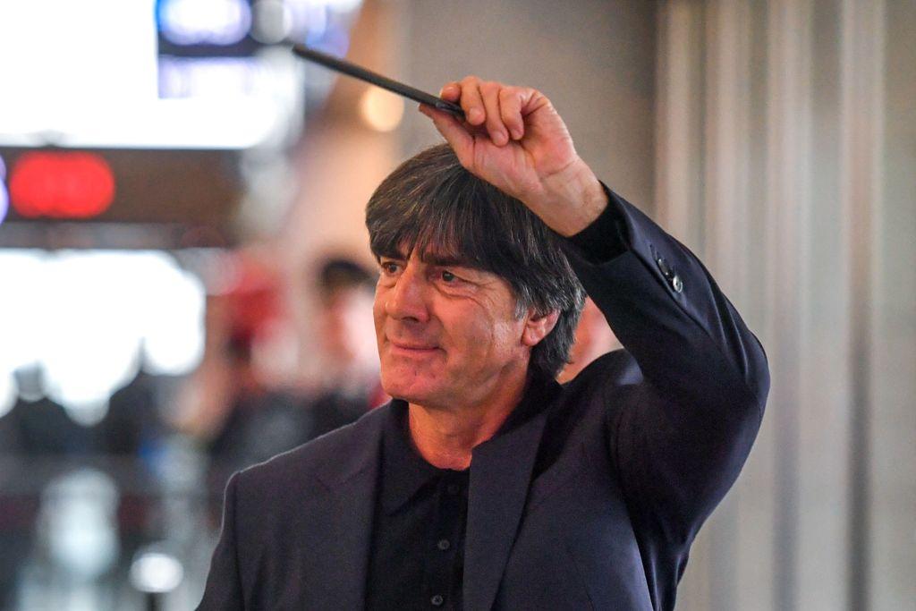 Posisi Joachim Loew di Timnas Jerman Aman