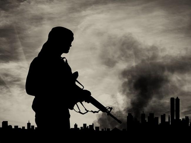 Densus Dalami Jaringan ISIS di Pekanbaru