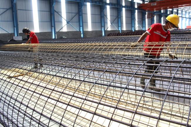 Nilai Kontrak Waskita Beton Precast Capai Rp15,93 Triliun