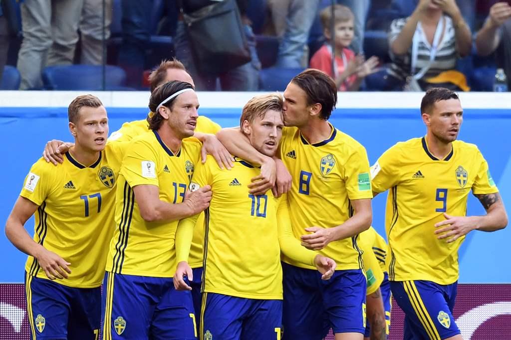 Menang Tipis atas Swiss, Swedia Melaju ke Perempat Final