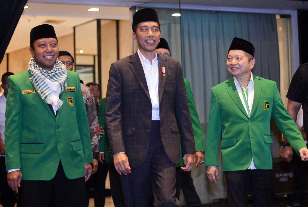 PPP Tetap Dukung Jokowi