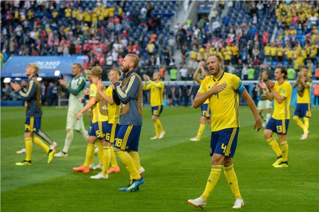 Piala Dunia 2018: Putusnya Kutukan 50 Tahun Swedia