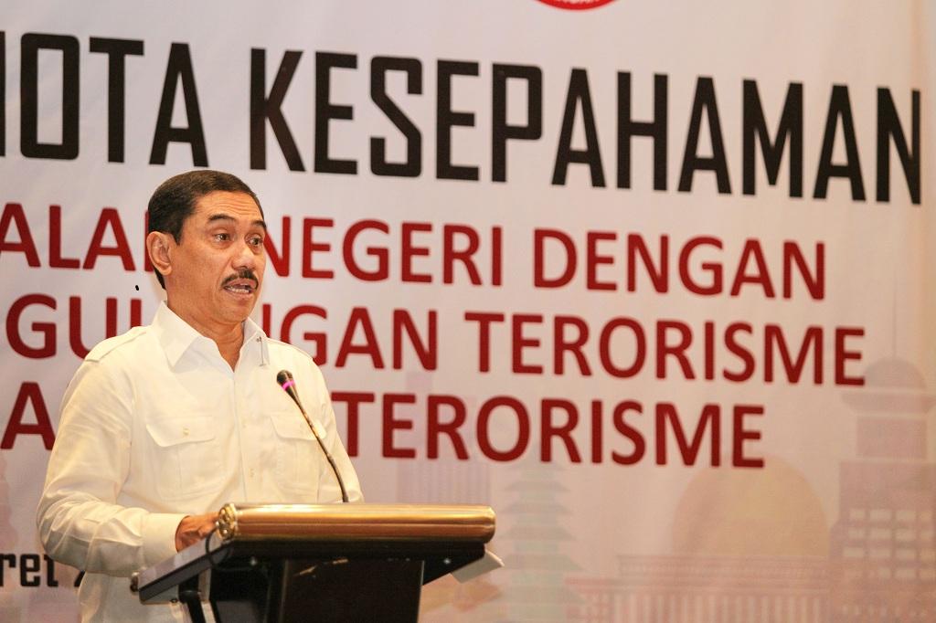 BNPT Kesulitan Pulihkan Ideologi Aman Abdurrahman