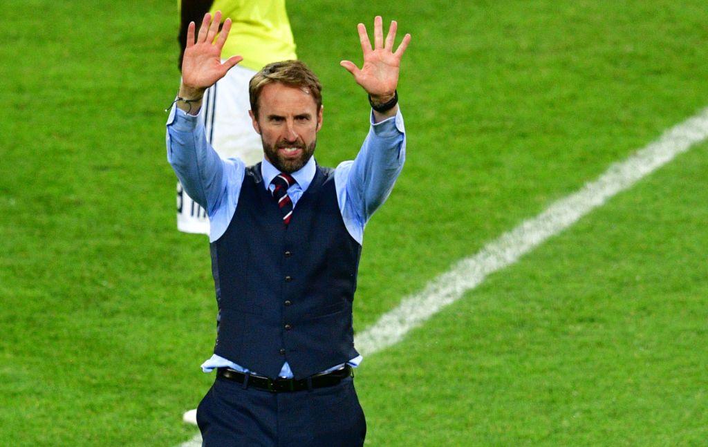 Ambisi Southgate Usai Inggris Lolos ke Perempat Final