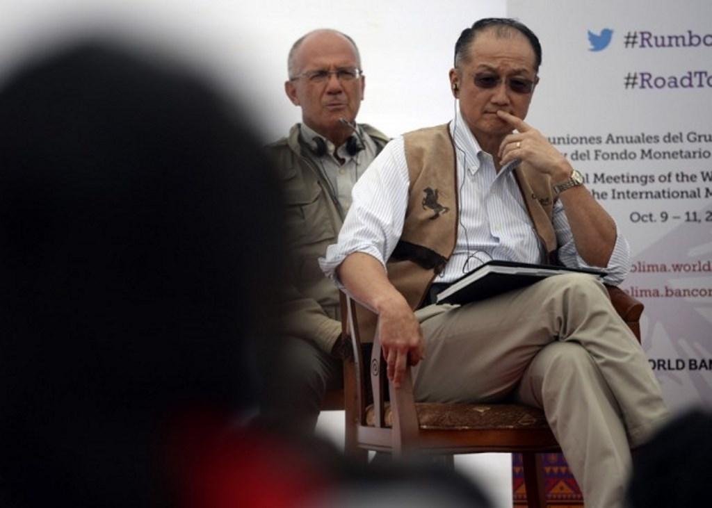 Jokowi Terima Kunjungan Presiden Bank Dunia