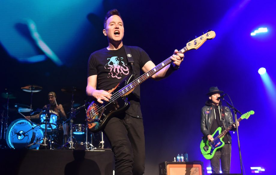 Blink-182 Daur Ulang Lagunya dalam Versi Ska