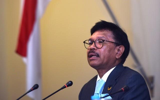 NasDem Dukung PKPU Atur Pakta Integritas Caleg