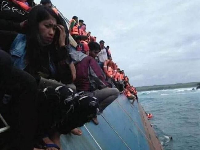 Nakhoda Kapal Kandas Ditahan di Polres Selayar