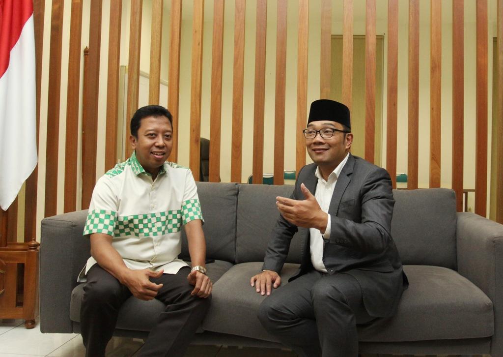 PPP Minta RK dan Emil Dardak Dukung Jokowi