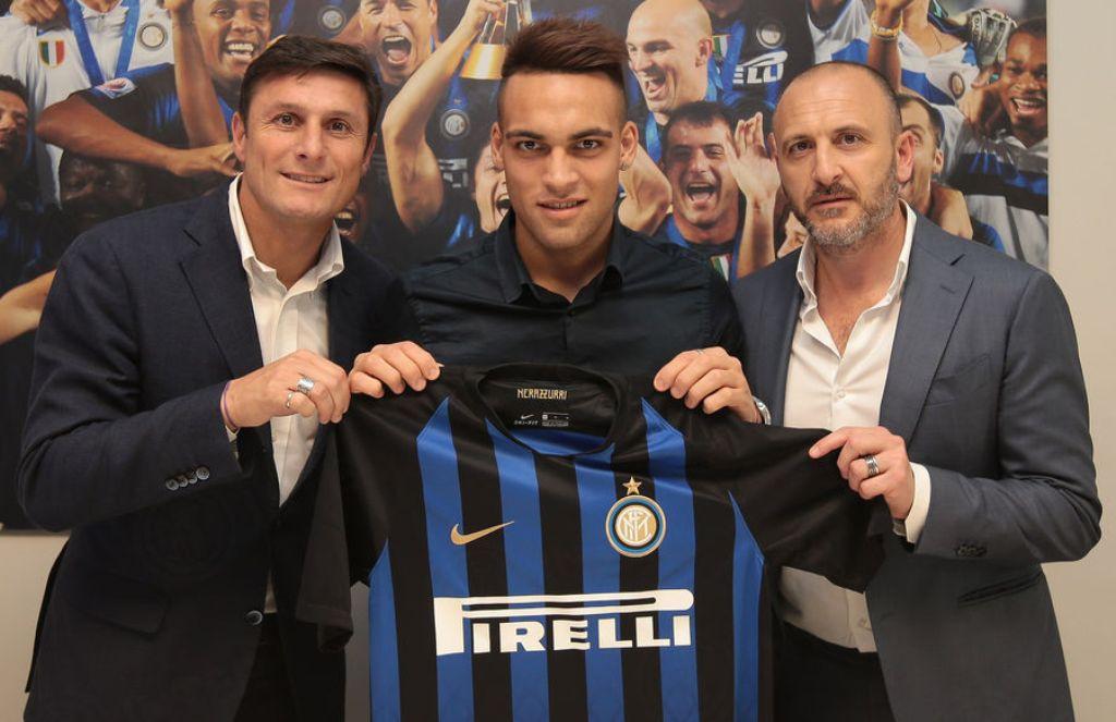 Inter Milan Resmi Datangkan <i>Wonderkid</i> Argentina