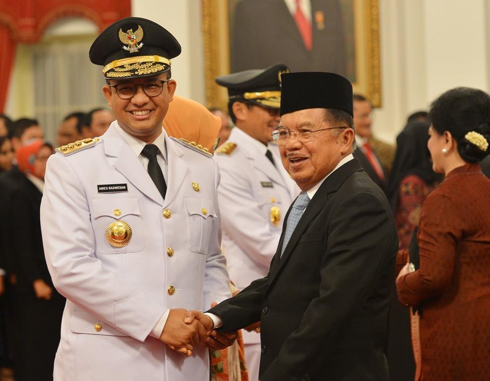 Kalla Diduga Berupaya Duetkan Jokowi dengan Anies
