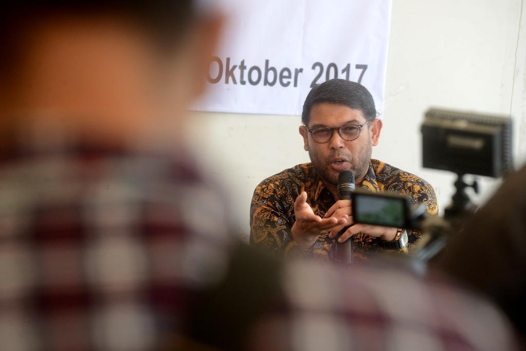 Nasir Djamil Tak Sepakat PKS Usung Anies-AHY