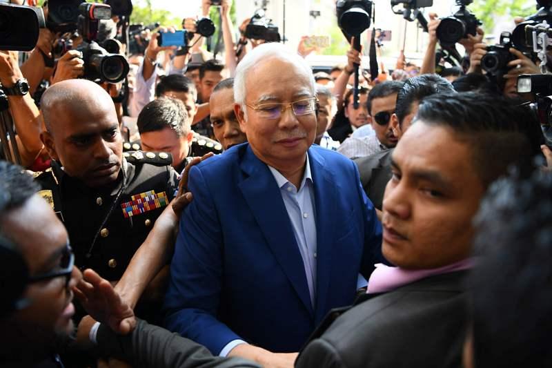 Najib Anggap KPK Malaysia Bertindak Profesional