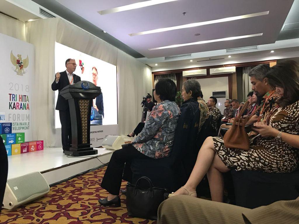 Indonesia jadi Perhatian Investor