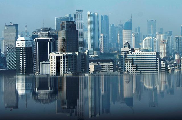 Jakarta banjir pasokan ruang kantor