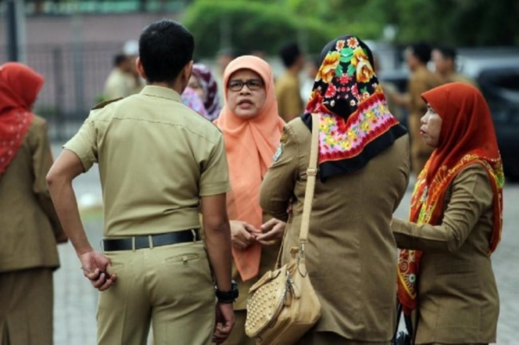 Empat ASN Riau yang <i>Nyaleg</i> Wajib Mundur