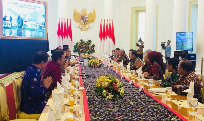 Jokowi Ingin Kondisi di Daerah Kondusif
