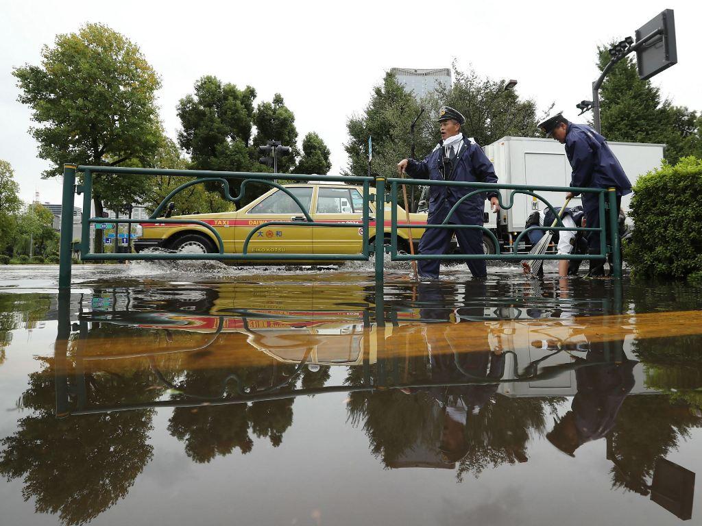 Jepang Dilanda Banjir, Seorang Warga Tewas