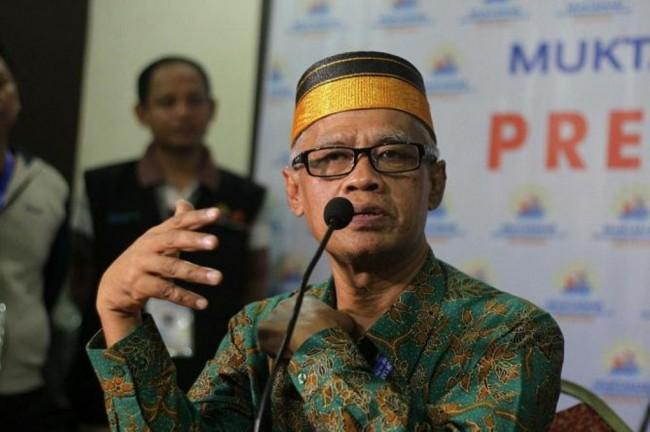 Haedar Nashir Ajak Masjid tak Dijadikan Sarana Politik Praktis