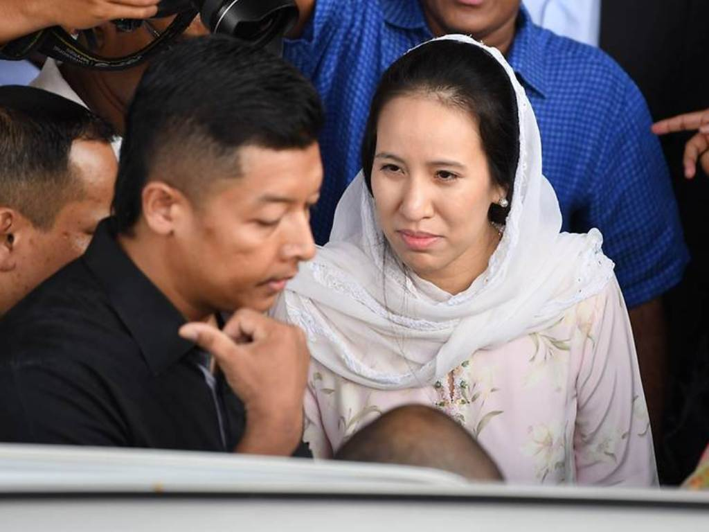 Rekening Putri Najib Dibekukan Usai Bayar Jaminan Ayahnya