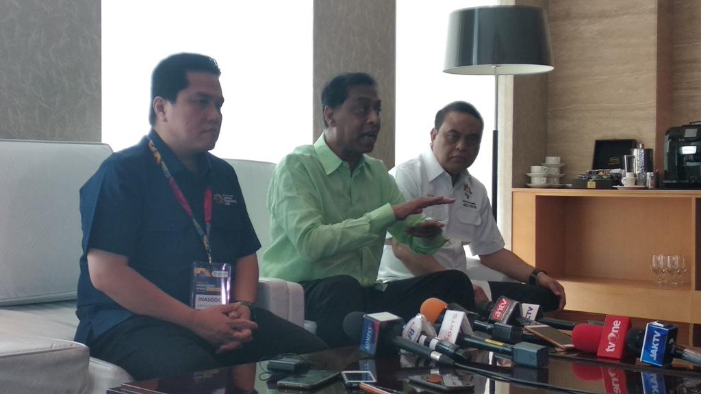 Hasil Undian Cabor Sepak Takraw Sempat Diprotes Malaysia