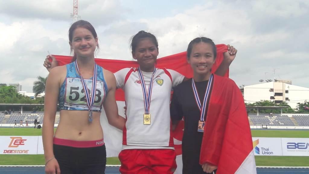 Dua Atlet Muda Indonesia Lolos ke Olimpiade Remaja 2018