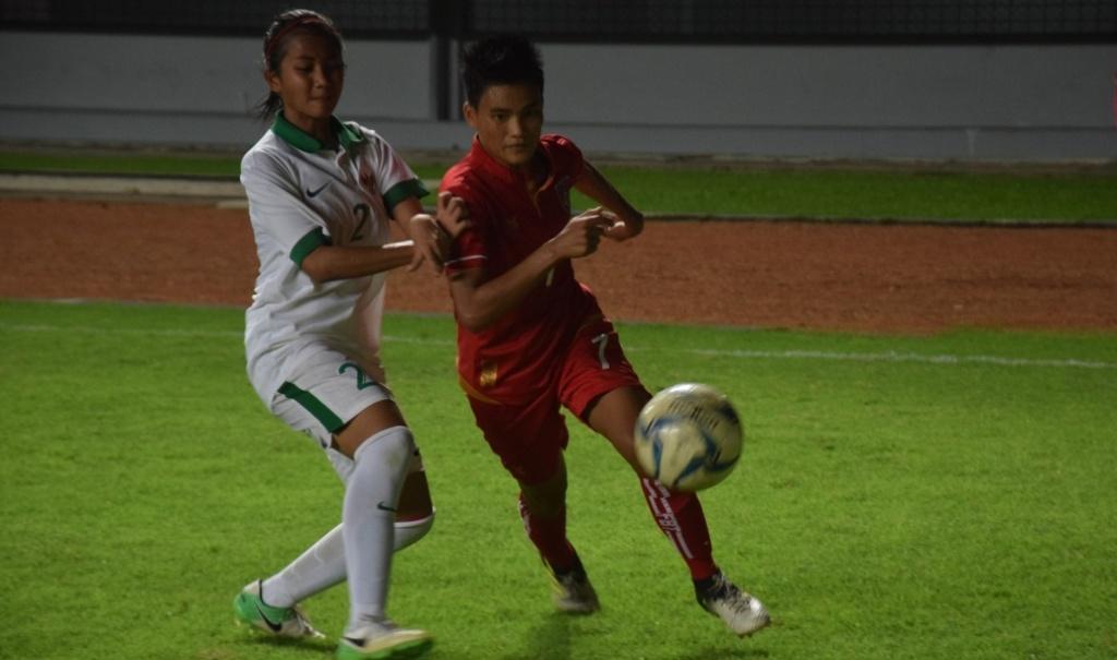 Kembali Kalah Telak, Timnas Putri Indonesia Gagal ke Semifinal