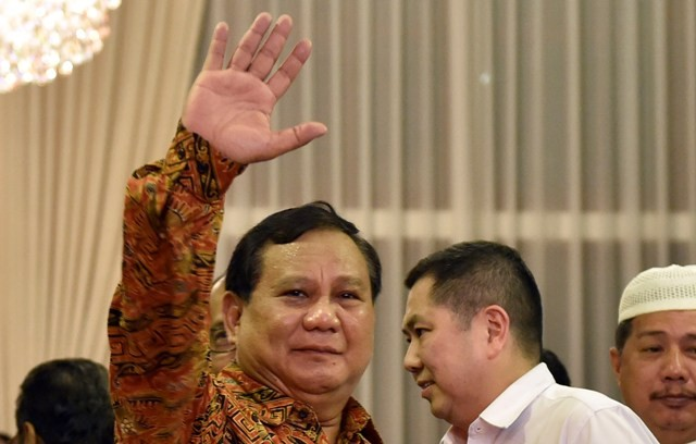 Koalisi Gerindra, PAN dan PKS Terus Godok Capres-Cawapres