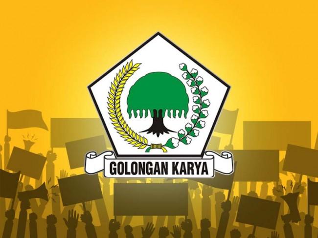 Golkar Dukung Jokowi karena Pembangunan Belum Tuntas