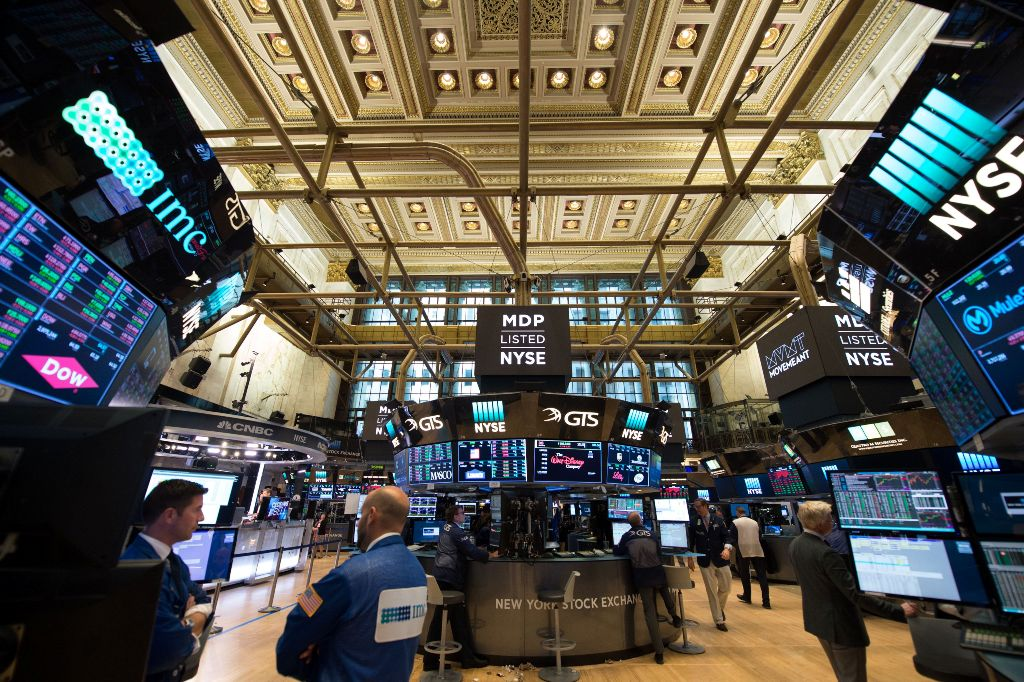 Wall Street Perkasa Jelang Akhir Pertemuan The Fed