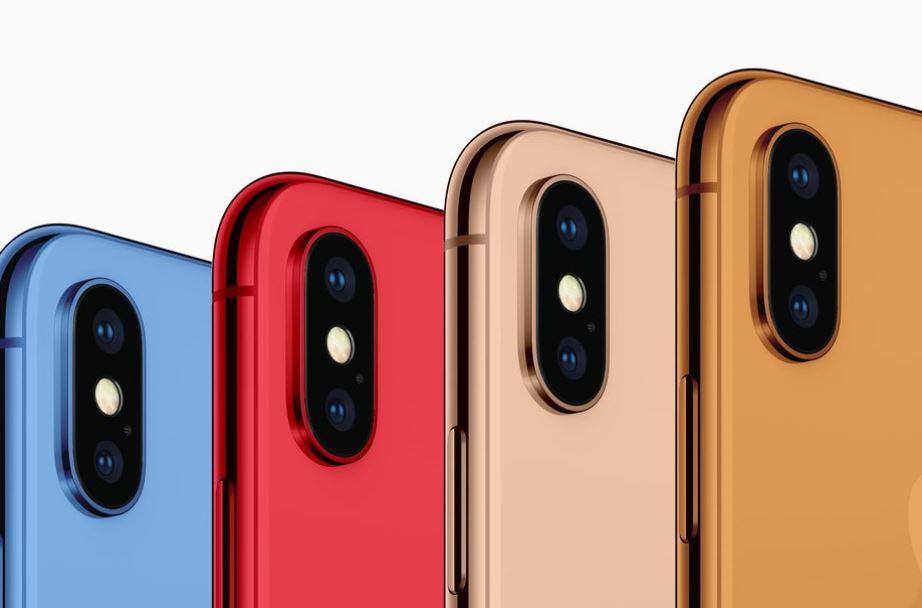 iPhone Baru akan Tersedia dalam Warna Biru, Oranye dan Emas?