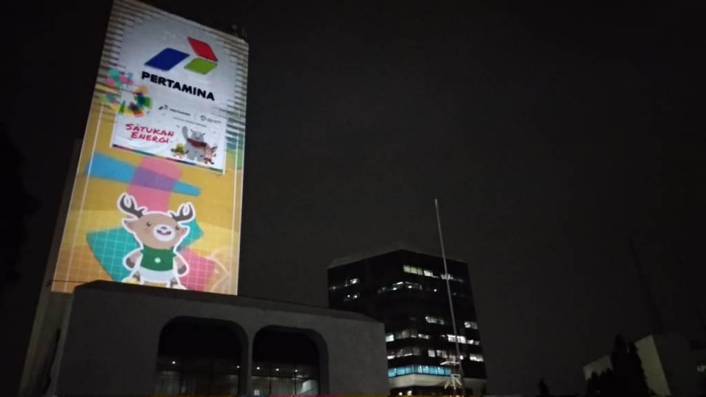 Pertamina Siap jadi Ikon Asian Games 2018