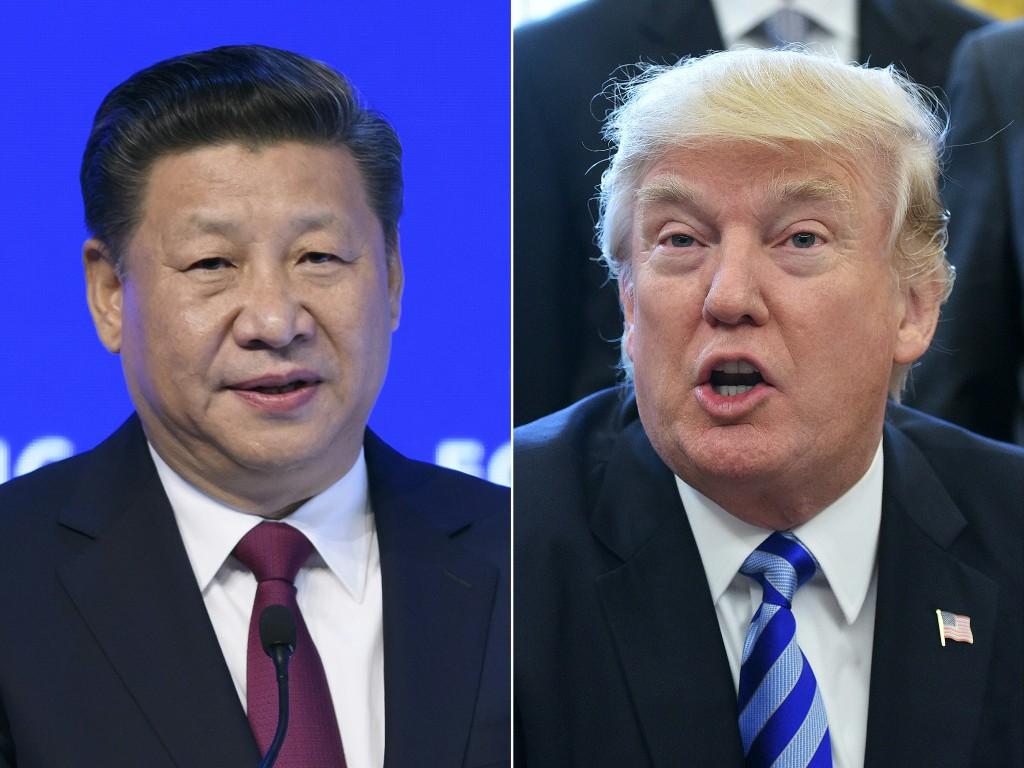 Amerika-Tiongkok Awali Perang Dagang