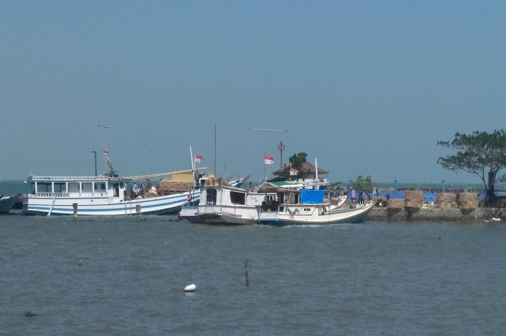 Pelabuhan Niaga di Jepara Kurang Dioptimalkan