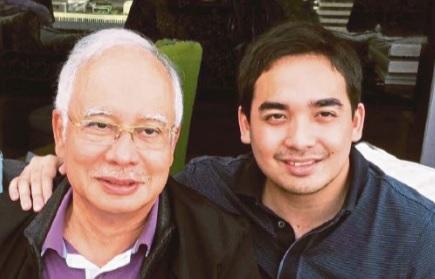 KPK Malaysia Bekukan Rekening Tiga Anak Najib Razak