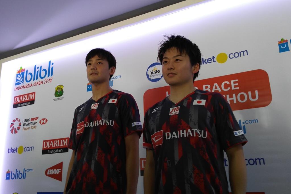 Lolos ke Final, Inoue/Takuto Berharap Jumpa Marcus/Kevin