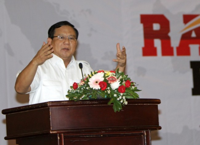 Nama CT Akan Dibahas dengan Mitra Koalisi Prabowo