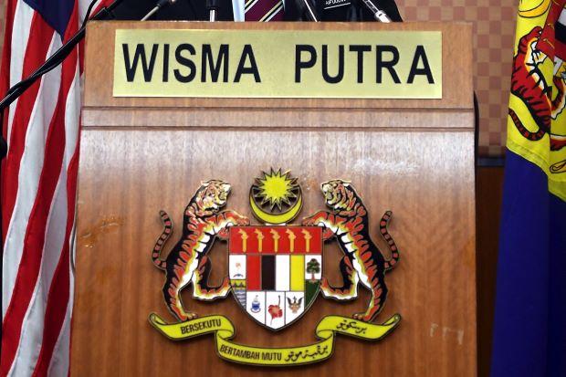 Kemenlu Malaysia Tarik Semua Dubes Non-Karir
