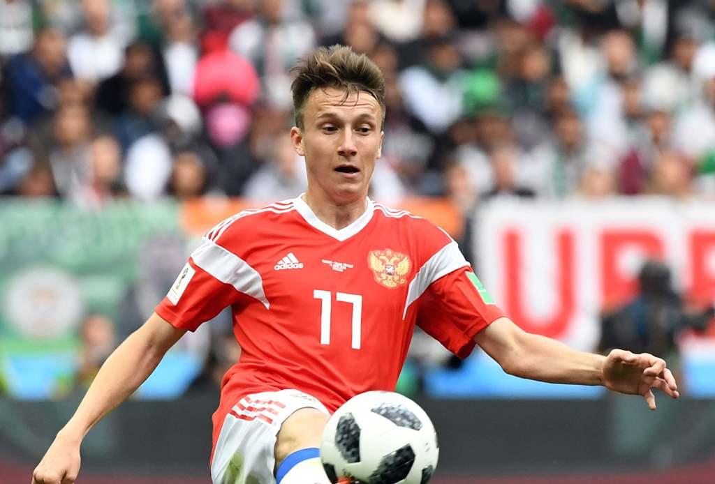Aleksandr Golovin Disebut Setuju Gabung Chelsea