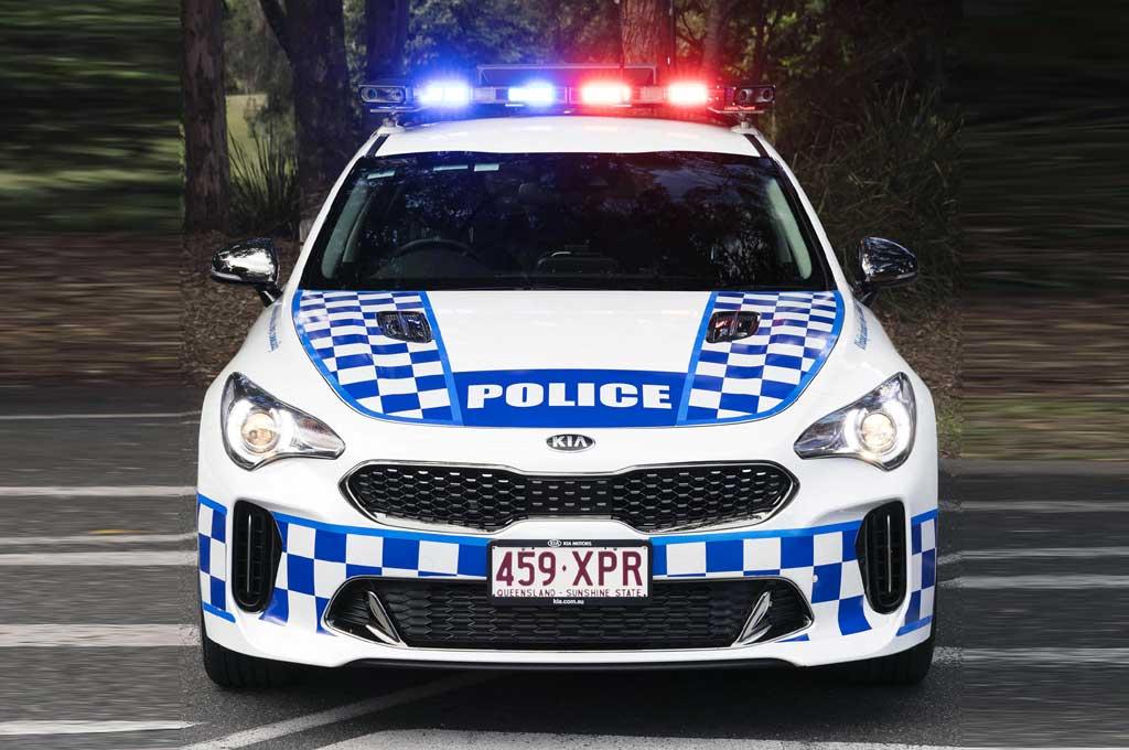 Polisi Australia Bekali Brigade Mobilnya Pakai Kia Stingers