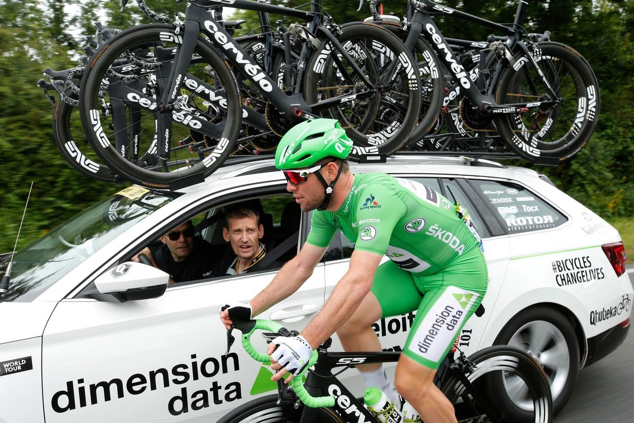 Pasang Teknologi, Penggemar Tour De France Bertambah 15%