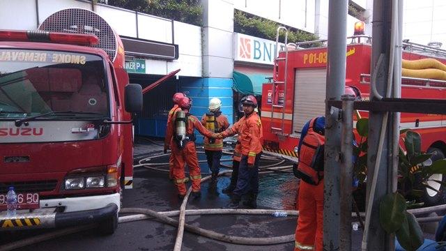 Korban Tewas Kebakaran Gedung Kemenhub Jadi Tiga Orang