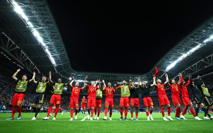 Statistik Empat Negara yang Lolos ke Semifinal Piala Dunia 2018