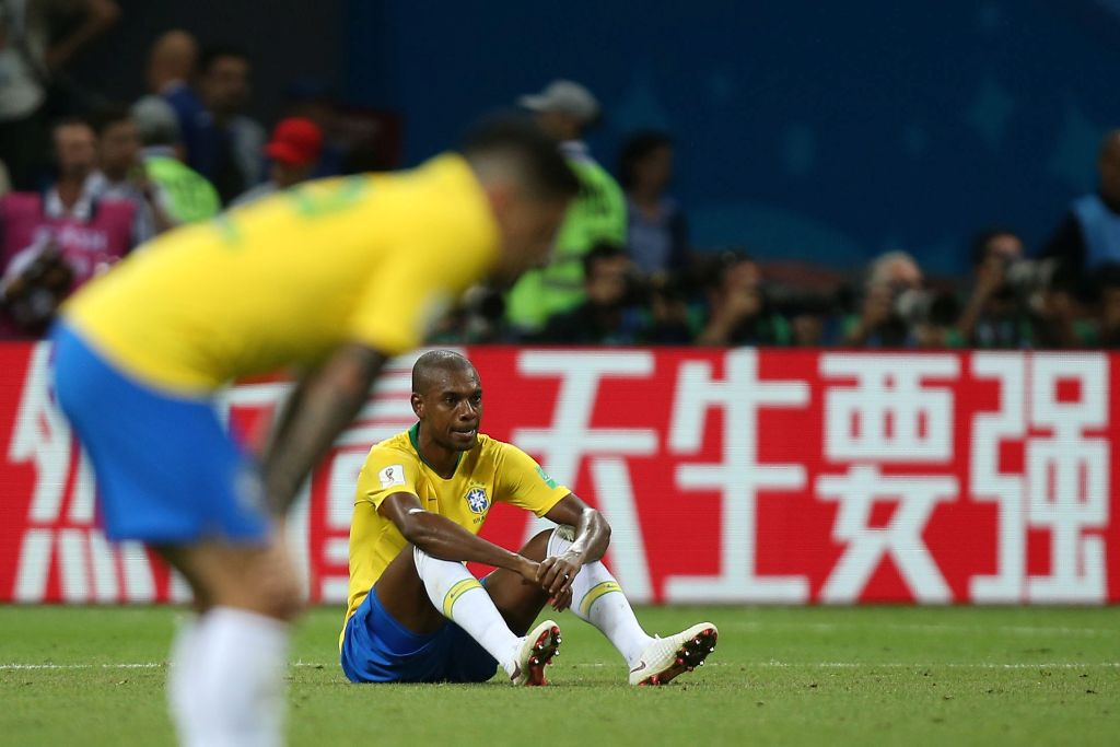 Fernandinho Dapat Serangan Rasial, PSSI-<i>nya</i> Brasil Pasang Badan